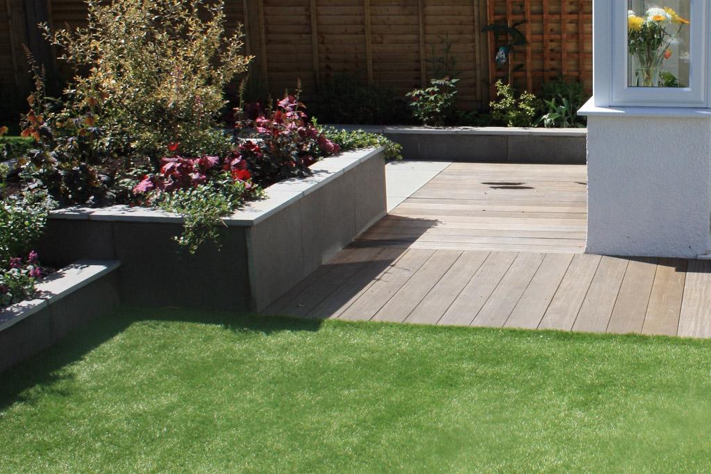 Small Family Garden, Bristol - Blueprint Landscape Design