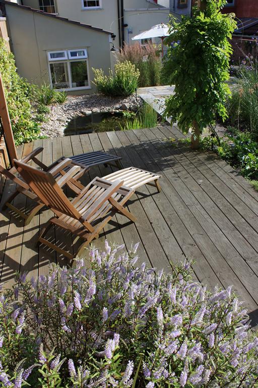 Medium Family Garden, Bristol - Blueprint Landscape Design
