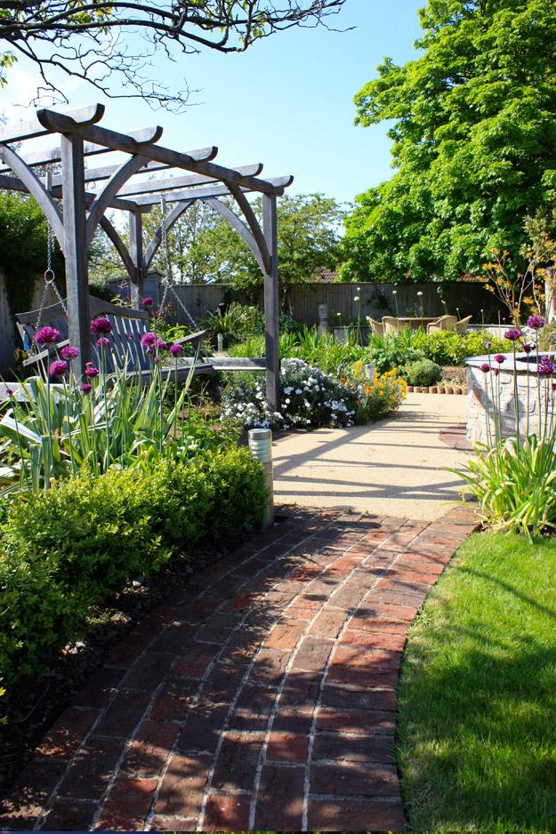 Clevedon Garden, 2015