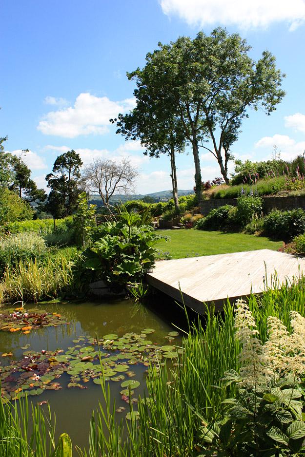 Winscombe Somerset Garden, 2008